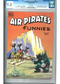 Air Pirates Funnies #2