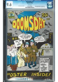 Doomsday Comics