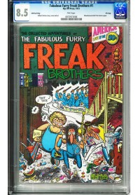Freak Brothers #1 - 9th
