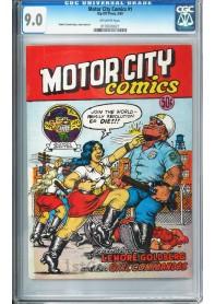 Motor City Comics #1