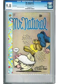 Mr. Natural #1 - 2nd