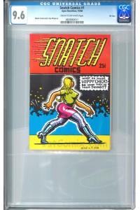 Snatch Comics #1
