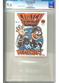 Snatch Comics #2