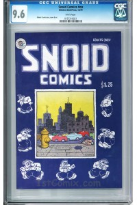 Snoid Comcs