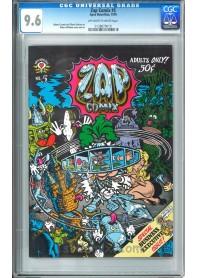 Zap Comix #5