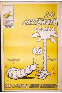 Earthworm Comix #1