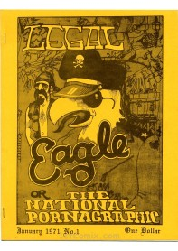 Legal Eagle No. 1