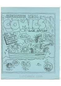 Alternative Media Comics and Stories
