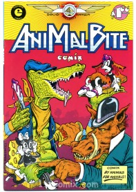 Animal Bite Comix