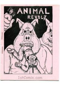Animal Revolt #1