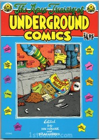 The Apex Treasury of Underground Comics