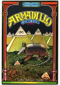 Armadillo Comics 2