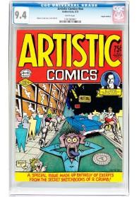 Artistic Comics