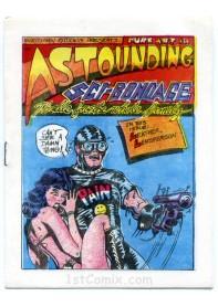 Astounding Sci-Bondage