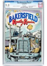 Bakersfield Kountry Komics