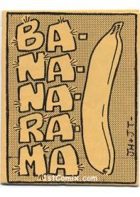 Banana Rama #1