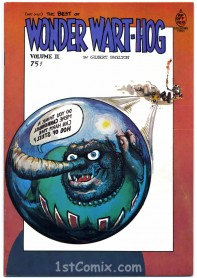 The Best of Wonder Wart-Hog #2