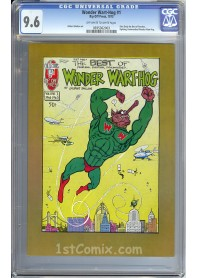 The Best of Wonder Wart-Hog #1
