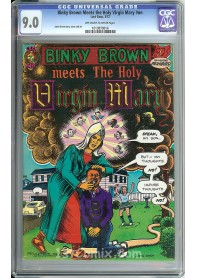 Binky Brown ... Mary