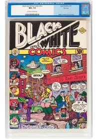 Black and White Comics