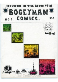 Bogeyman Comics No.1