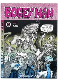 Bogeyman Comics No. 2