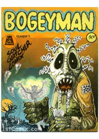 Bogeyman Comics No. 3