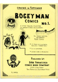 Bogeyman Flyer
