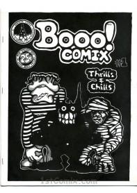 Boo Comix! #1
