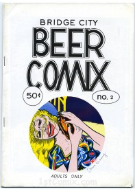 Bridge City Beer Comix #2