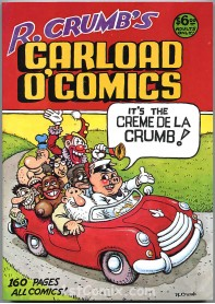 Carload O' Comics