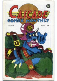 Cascade Comix Monthly No.17