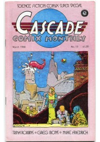 Cascade Comix Monthly No.19
