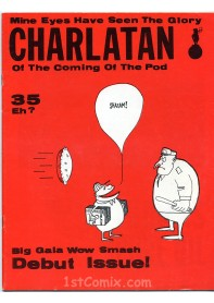 Charlatan Vol.1, No.1