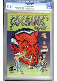 Cocaine Comix #3