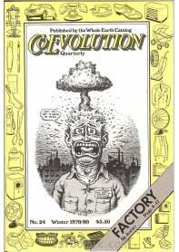Coevolution Quarterly #24 Winter 1979/80