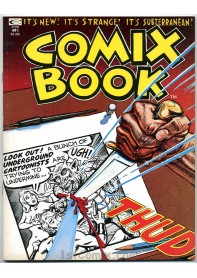 Comix Book #1