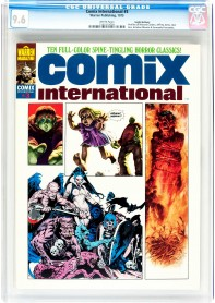 Comix International #3