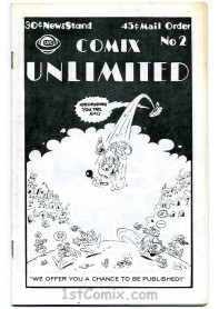 Comix Unlimited #2