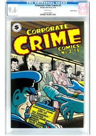 Corporate Crime Comics #2