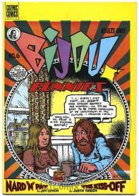 Cozmic Comics - Bijou Funnies 6