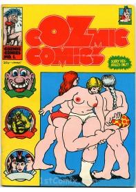 Cozmic Comics #1