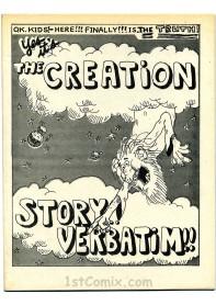 The Creation Story Verbatim