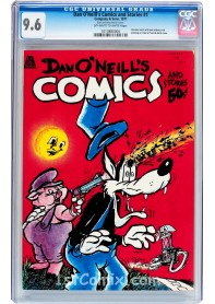 Dan O'Neill's Comics and Stories Vol. 1, #1