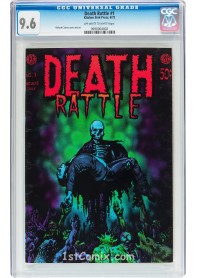 Death Rattle #1