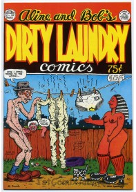 Dirty Laundry Comics 1