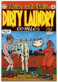 Dirty Laundry Comics 1
