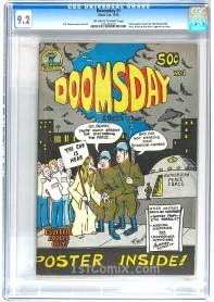 Doomsday Comics