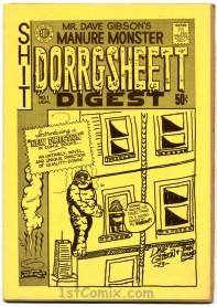 Dorrgsheett Digest #1
