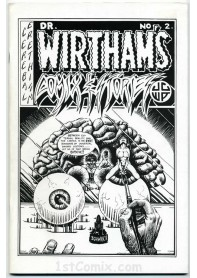 Dr. Wirtham's Comix & Stories #2